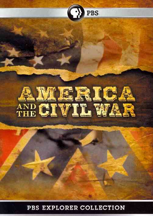 AMERICA AND THE CIVIL WAR (DVD)