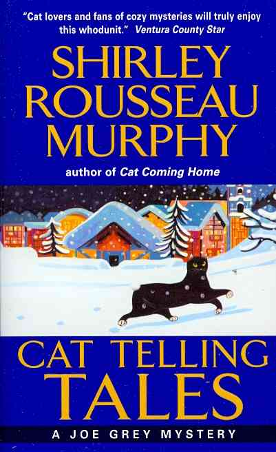 Cat Telling Tales By Murphy, Shirley Rousseau